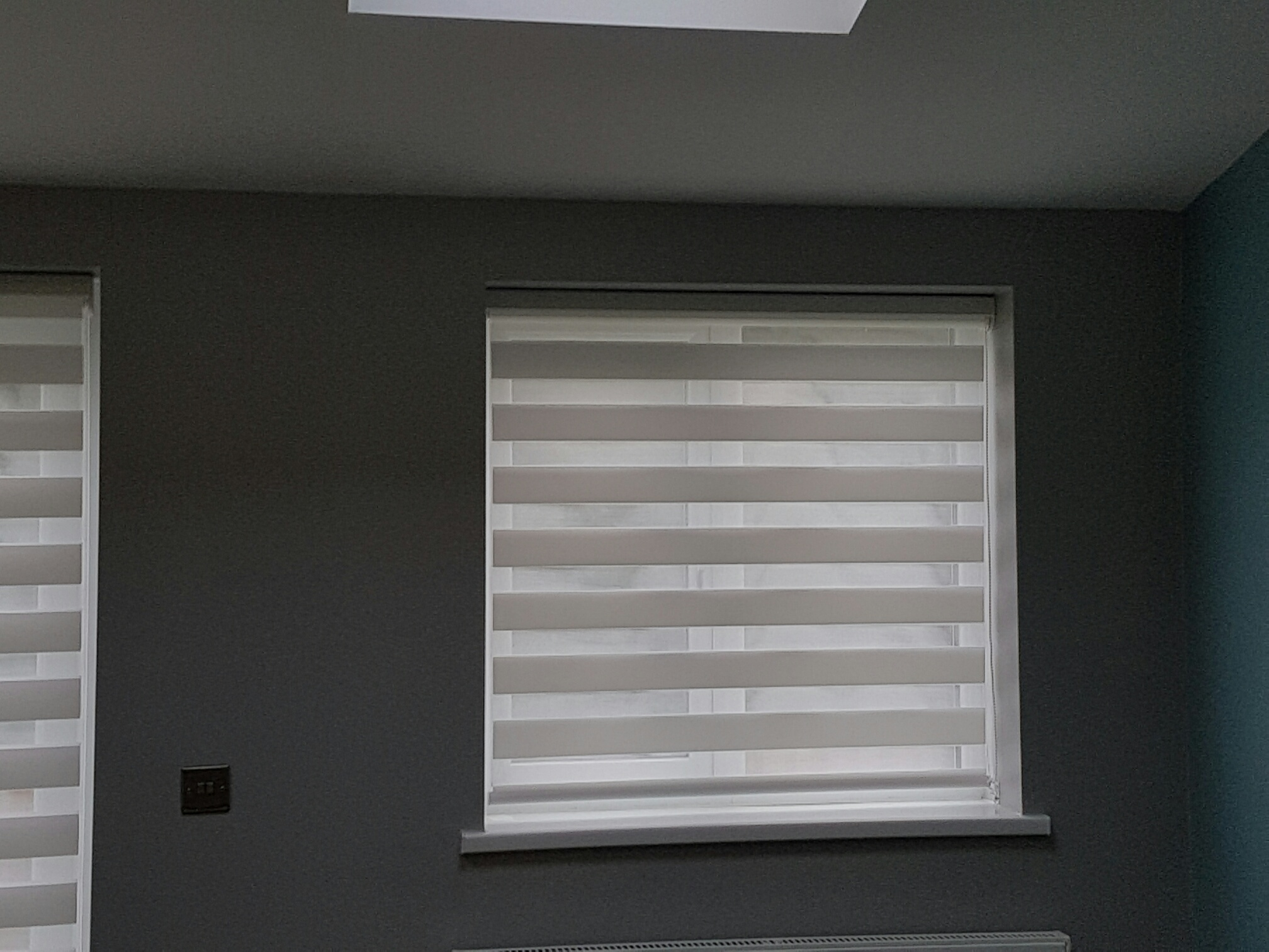 blind the products roller company battery project operated roof wireless featured electric blinds lantern